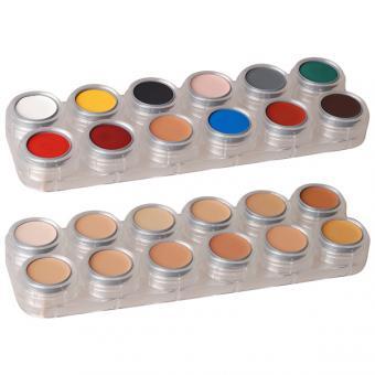 Creme MakeUp-Palette K